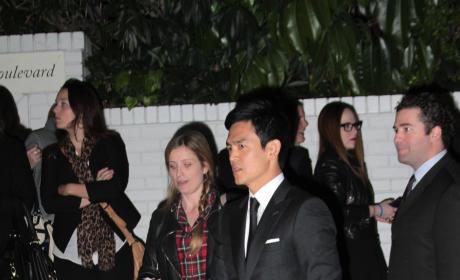 John Cho, Kerri Higuchi: Expecting!