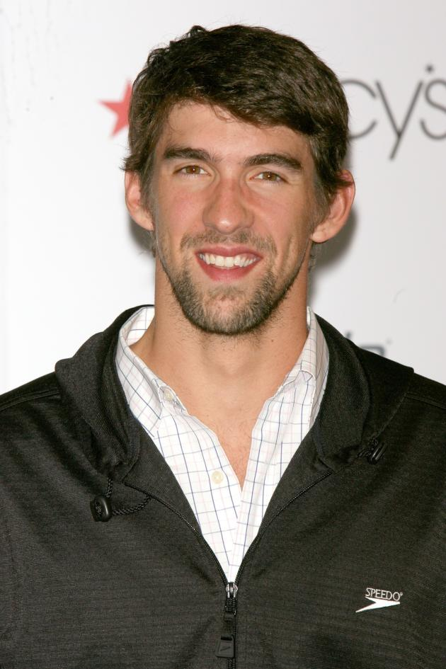 Michael Phelps Photograph