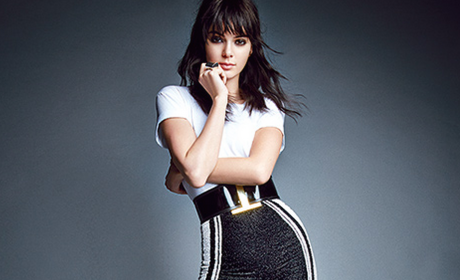Kendall Jenner Vogue Pic