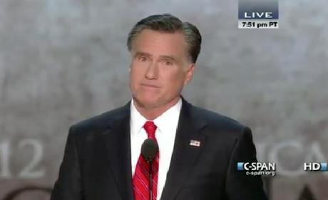Mitt Romney Republican National Convention Speech
