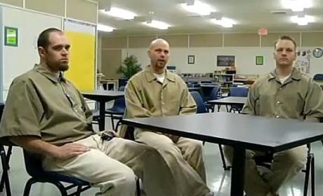 Prison Inmates Rescue Three Boys From Drowning