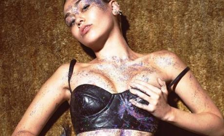Miley Cyrus for W: Is This Her Raunchiest Spread Yet?