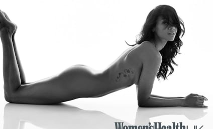 Zoe Saldana: Nude for Women's Health UK!