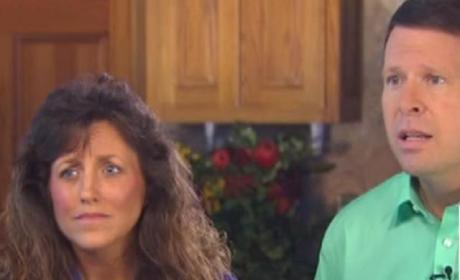 Michelle and Jim Bob Duggar Interview