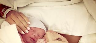 Emily Maynard Gives Birth to Baby Boy!