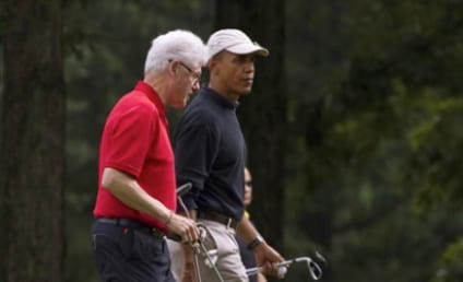 THG Caption Contest Winner: The Golfing Presidents