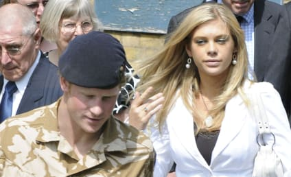 Chelsy Davy Stuck in a Harry Situation