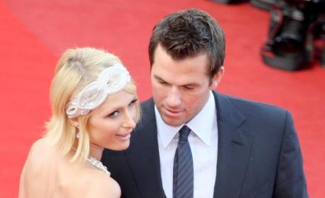 Paris Hilton and Jason Shaw: Back Together?