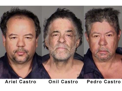 Castro Brothers Mug Shots