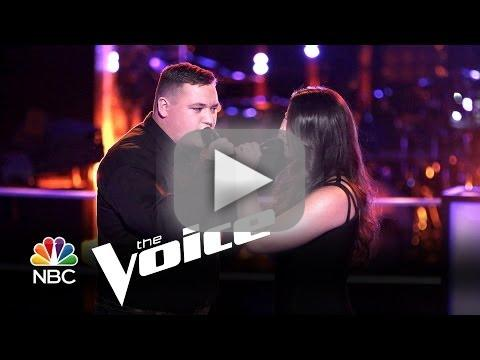 Tess Boyer vs. Jake Worthington: 'Have a Little Faith in Me' (The Voice)