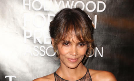 Halle Berry Stops Wearing Wedding Ring: Did She Dump Olivier Martinez?