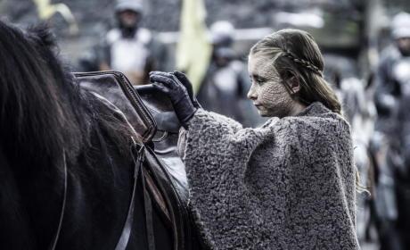 Shireen Baratheon Hits the Road