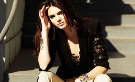 Kendall Jenner Magazine Pic