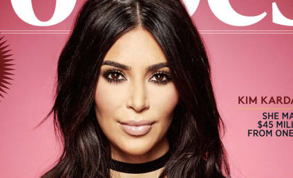 Kim Kardashian Kovers Forbes, Has Made HOW MUCH in 2016?