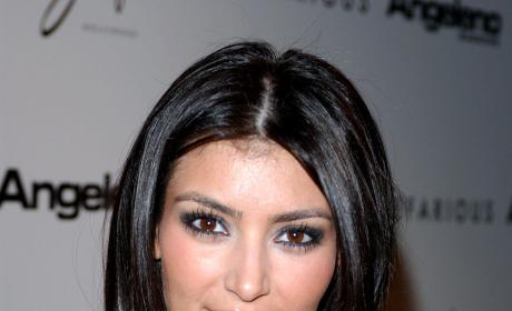 The Evolution of Kim Kardashian's Smile