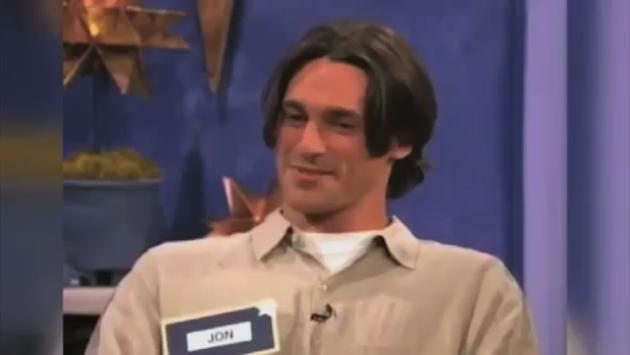 Jon hamm youtube dating show