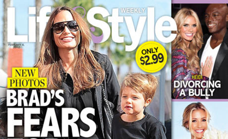 Shiloh Nouvel Jolie-Pitt: Her First Steps