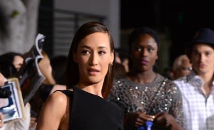 Maggie Q Goes Commando for Divergent Premiere