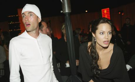Angelina Jolie: Brother James Haven Called WHAT By Her Twins???