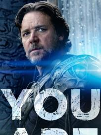 Man of Steel Jor-El Poster