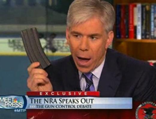 David Gregory, Meet the Press