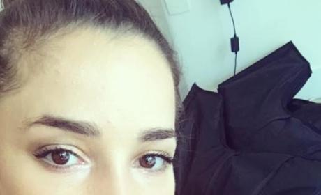 Aly Raisman: Close Up Selfie