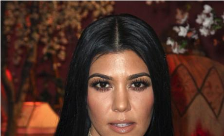 Kourtney Kardashian: PISSED About Tyga Partying With Scott Disick!