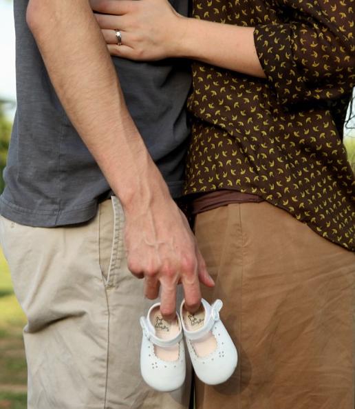 Derick and Jill Dillard Pregnant