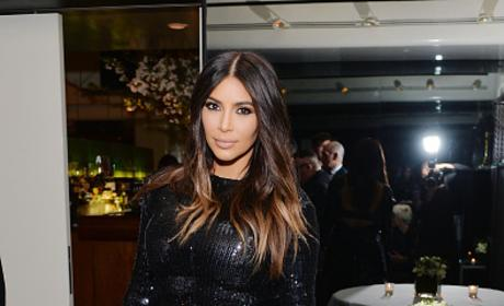 Kim Kardashian Addresses Alleged Kylie Jenner Feud