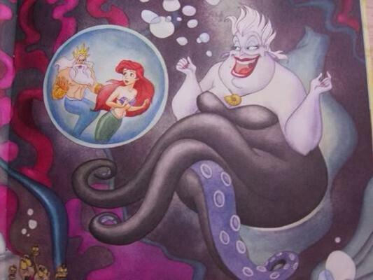 Ursula, Little Mermaid