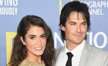 Ian Somerhalder: I Can't Wait to Knock Up Nikki Reed!