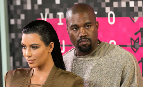 Kim Kardashian & Kanye West: Sleeping in Separate Rooms ... For Hilarious Reason