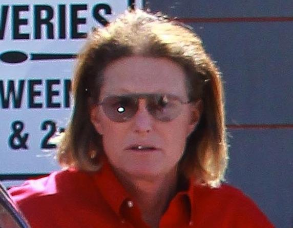 Bruce Jenner With Longer Hair