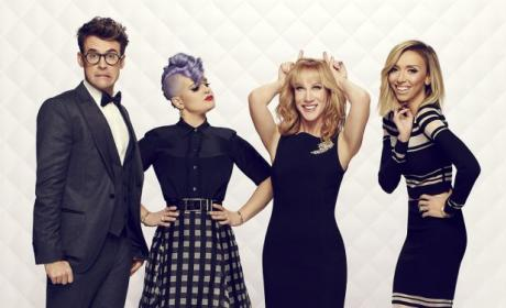 Fashion Police 2015 Cast