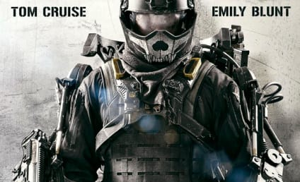 Edge of Tomorrow Poster and Still: Tom Cruise Film Gets a New Title and a New Poster