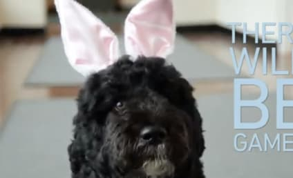 Bo Obama Announces White House Easter Egg Hunt!