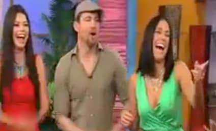 Channing Tatum, Jamie Foxx Salsa Dance on Univision: Watch Now!