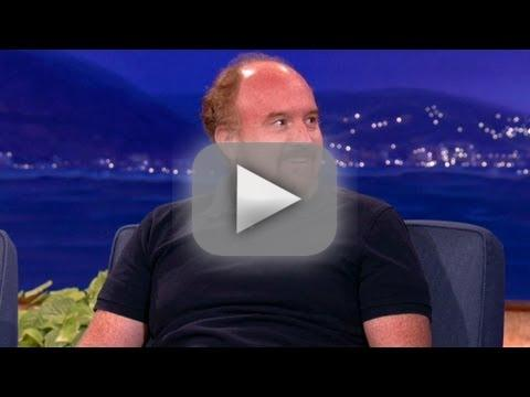 Louis C.K. on Conan