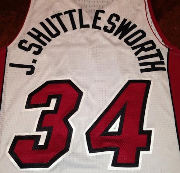 Jesus Shuttlesworth Jersey