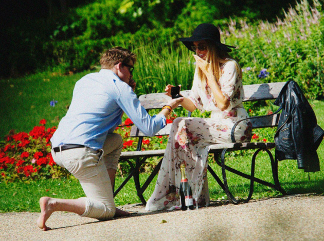 Prince Harry And Cressida Bonas Engagement Photos Real Or