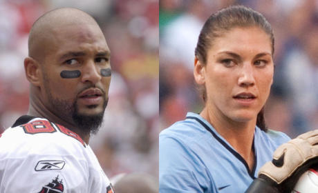 Jerramy Stevens, Hope Solo Fiance, Arrested For Domestic Violence
