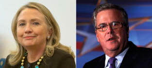 2016 Election: Hillary Clinton vs. Jeb Bush?