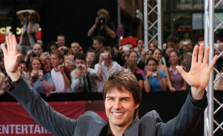 Tom Cruise Inks New Production Deal