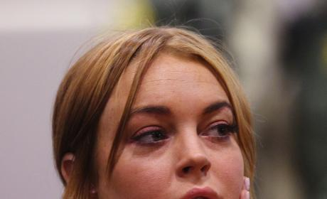 Lindsay Lohan Adderall: About to Be Confiscated?