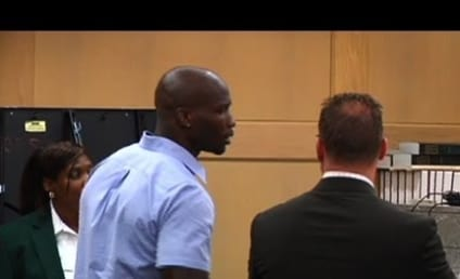 Chad Johnson: Jailed After Slapping Lawyer's Ass in Mid-Probation Violation Hearing!