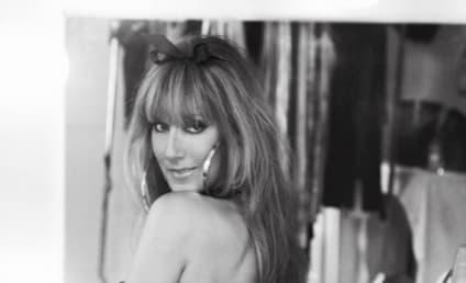 Celine Dion: Topless, Masked in V Magazine!