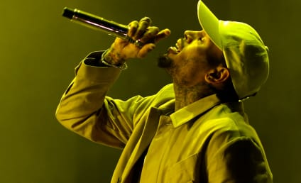 Chris Brown Blasts Publicist: You're a B-tch!