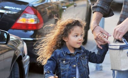 Gabriel Aubry Accused of Shoving Baby-Holding Nanny