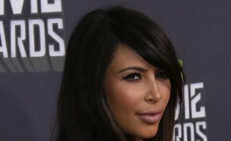 Kim Kardashian for MTV