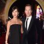 Benedict Cumberbatch & Sophie Hunter: Dr. Strange Red Carpet